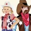 Costumi da Cowboy e Cowgirl