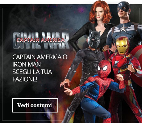Costumi Civil War