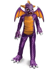 Costume Spyro Deluxe da bambini – Skylanders: Spyro's Adventure
