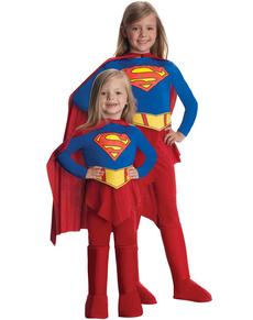 Costume Supergirl da bambina