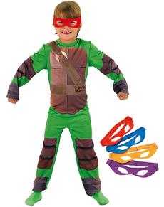 Costume Tartaruga Ninja classic da bambino
