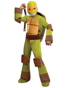 Costume Michelangelo Tartarughe Ninja da bambini