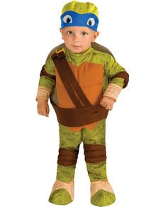 Costume Leonardo Tartarughe Ninja bebè