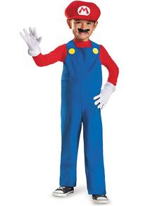Costume mini Mario Bros prestige da bambino