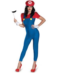 Costume Mario Bros da donna