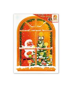 Decorazioni natalizie acquista on line gli addobbi - Addobbi finestra natale ...