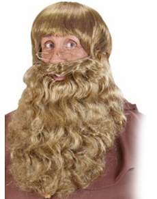 Maxi barba bionda