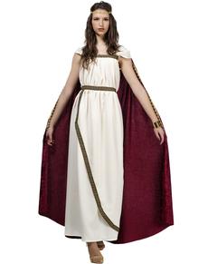 Costume da regina troiana donna