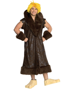 Costume Barney Rubble The Flintstones adolescente