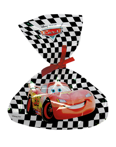 Set 6 sacchetti Cars Party Favors